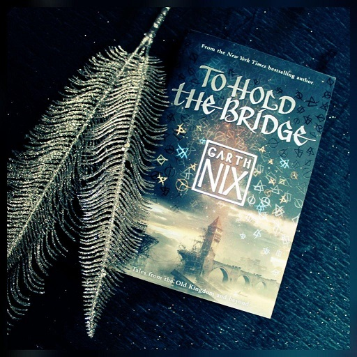 To Hold the Bridge von Garth Nix