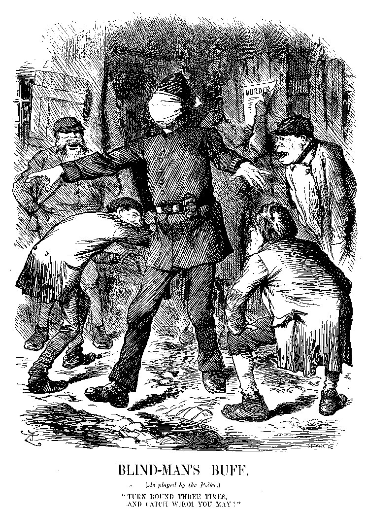 Ripper Cartoon Punch