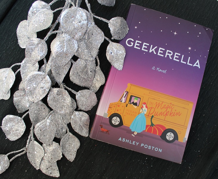 Geekerella von Ashley Poston